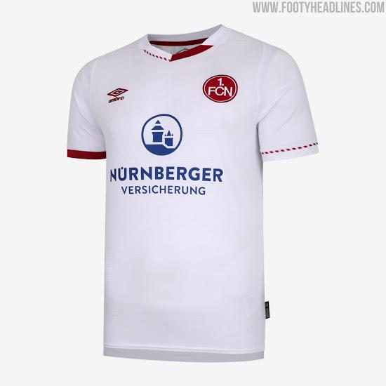 Camisetas de Local y Visitante del Nürnberg 2020-2021