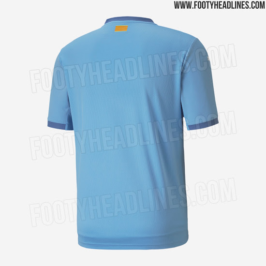 Camisetas de Local, Visitante y Alternativa del Girona FC 2020-2021
