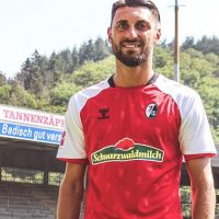 Camiseta de Local del SC Friburgo 2020-2021