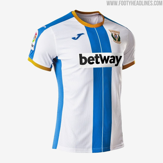 Camiseta de Local del Leganés 2020-2021