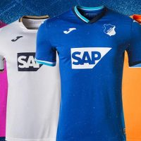 Camiseta de Visitante y Alternativa del 1899 Hoffenheim 2020-2021