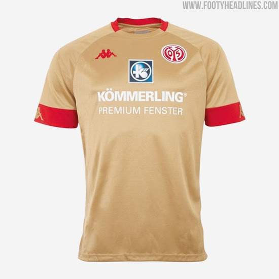 Camiseta Alternativa del Mainz 05 2020-2021