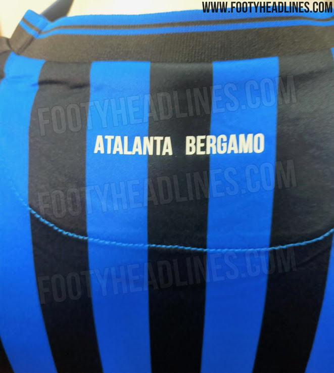 Camiseta de Local del Atalanta 2020-2021