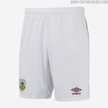 Camiseta de Local del Burnley FC 2020-2021
