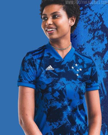 Camiseta Alternativa del Cruzeiro 2020-2021
