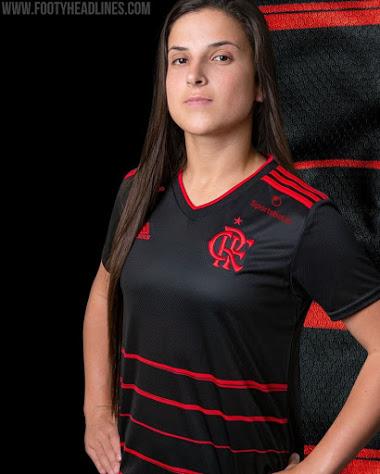 Tercera Camiseta del Flamengo 2020-2021