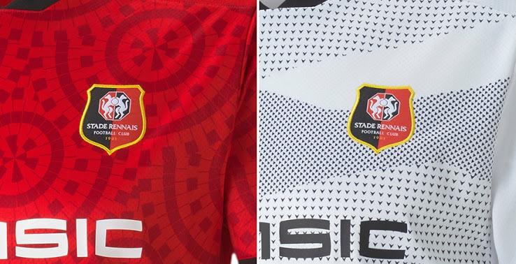Camiseta de Local y Visitante del Stade Rennais 2020-2021