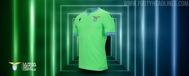 Camiseta de Visitante de la Lazio 2020-2021