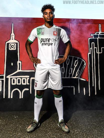 Camiseta Alternativa del FC Twente 2020-2021