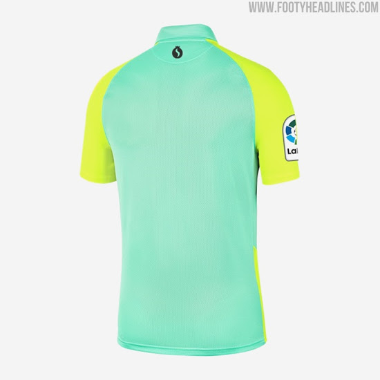 Camisetas de Local, Visitante y Alternativa del Granada FC 2020-2021