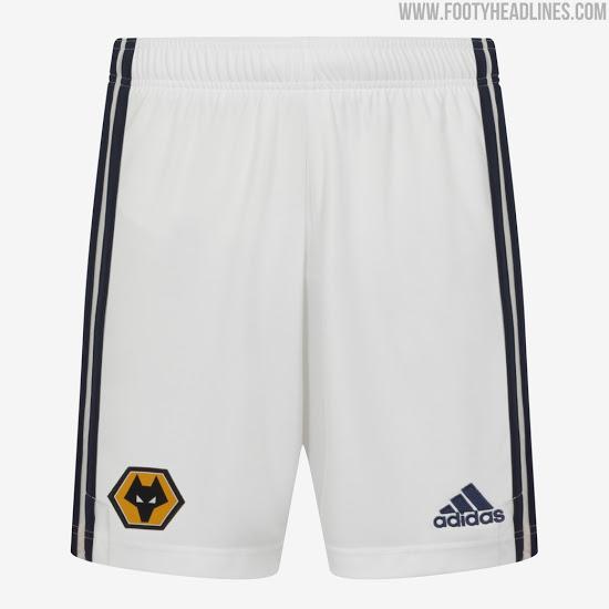Camiseta de Visitante del Wolverhampton 2020-2021