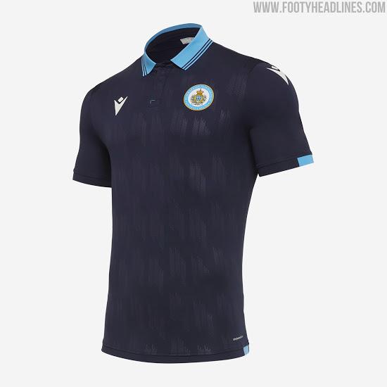 Camiseta de Local y Visitante de San Marino 2020