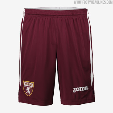 Camisetas de Local, Visitante y Alternativa del Torino FC 2020-2021