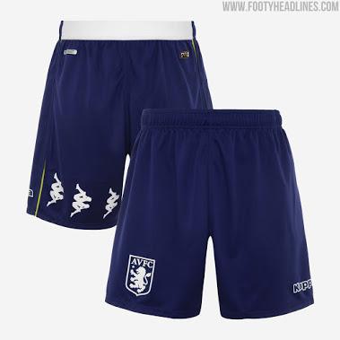 Tercera Camiseta del Aston Villa 2020-2021
