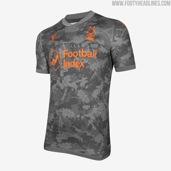 Camiseta Alternativa del Nottingham Forest 2020-2021