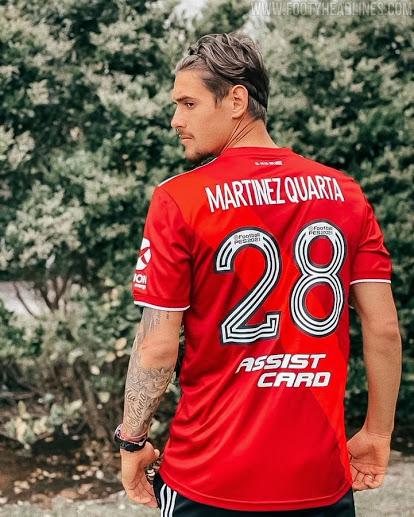 Camiseta de Visitante de River Plate 2020-2021