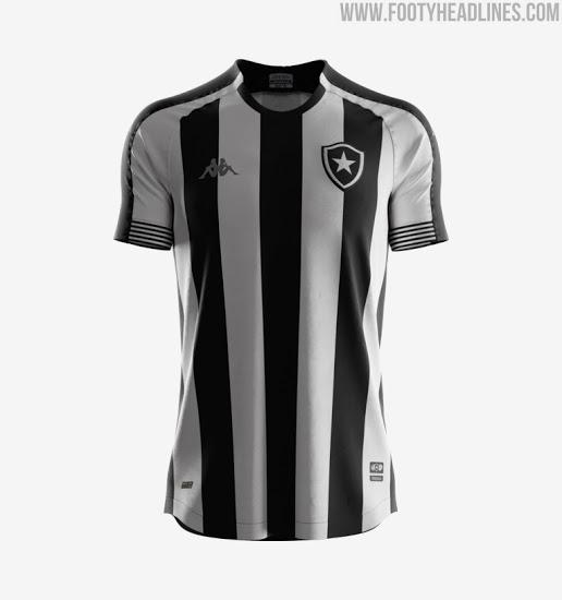 Camiseta de Local de Botafogo 2020-2021