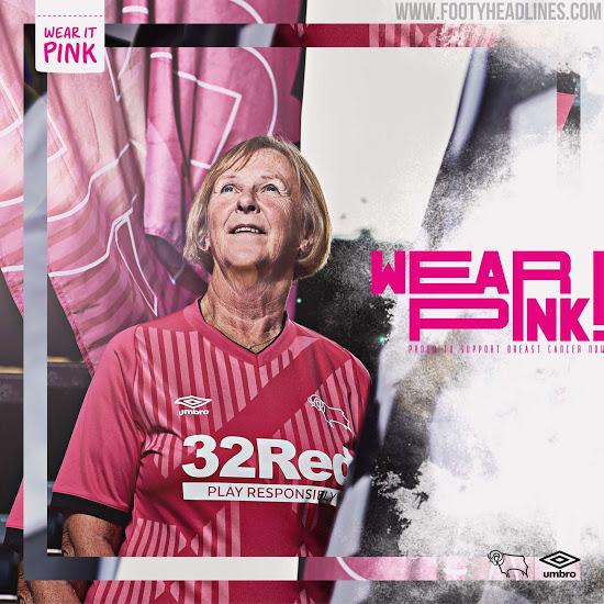 Tercera Camiseta del Derby County 2020-2021