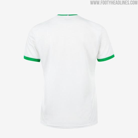 Camisetas de Local, Visitante y Alternativa de Saint-Étienne 2020-2021
