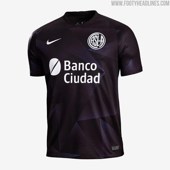 Camiseta Alternativa de San Lorenzo 2020-2021