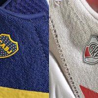 Botas Adidas Predator Mutator inspirados en Boca Juniors y River Plate