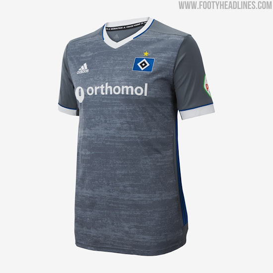 Camiseta Alternativa del Hamburger SV 2020-2021