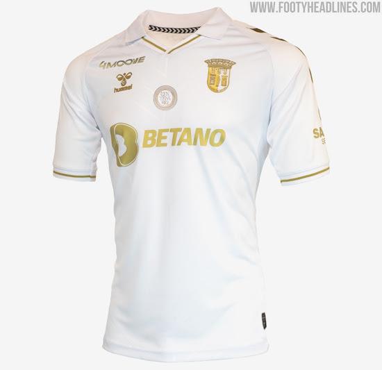 Tercera Camiseta del Sporting Clube de Braga 2020-2021 - Centenario
