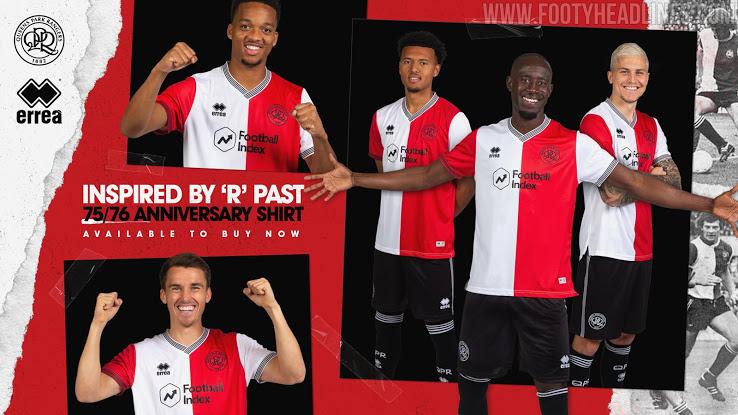 Camiseta Alternativa del Queens Park Rangers 2020-2021