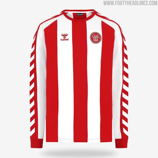 Camiseta Retro del Aalborg 2020-2021