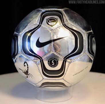 Se revela el Balón del Torneo Secreto del Escorpión Fantasma de Nike Strike