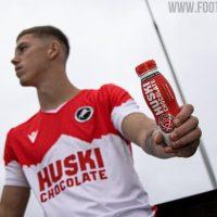 Tercera Camiseta del Millwall 2020-2021 – Inspirado por el patrocinador principal