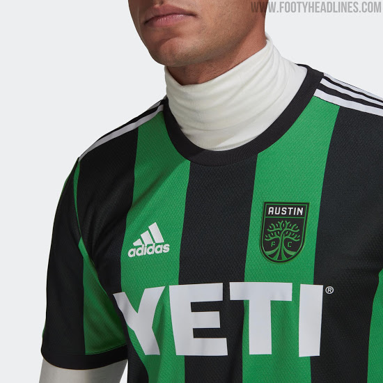 Camiseta de Local del Austin FC 2021-2022