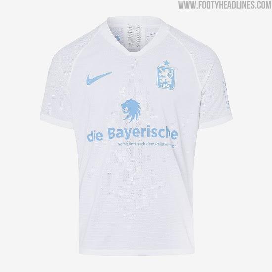 Camiseta de Navidad del 1860 Munich 2020-2021