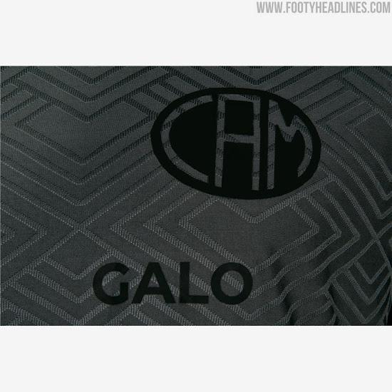Tercera Camiseta del Atlético Mineiro 2020-2021
