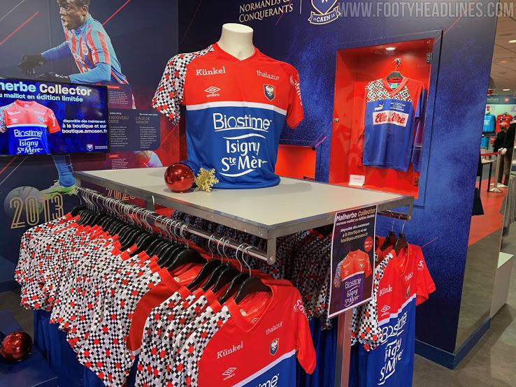 Camiseta Especial del SM Caen 2020-2021