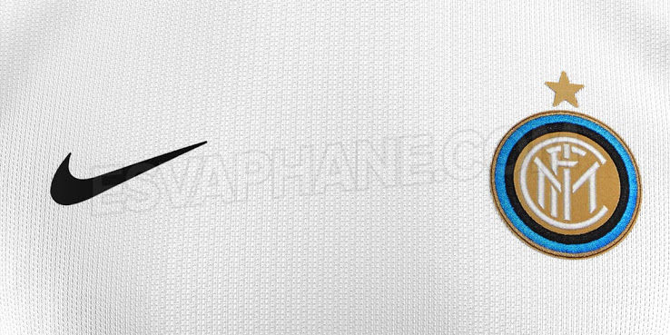 Camiseta de Visitante del Inter de Milán 2021-2022
