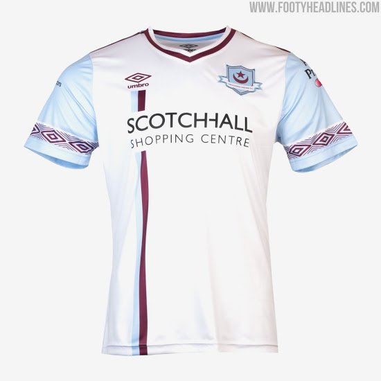 Camiseta de Visitante del Drogheda United 2021