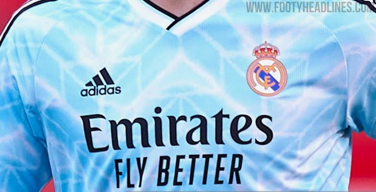 Equipación de Portero del Real Madrid 2020 de la Colección Humanrace