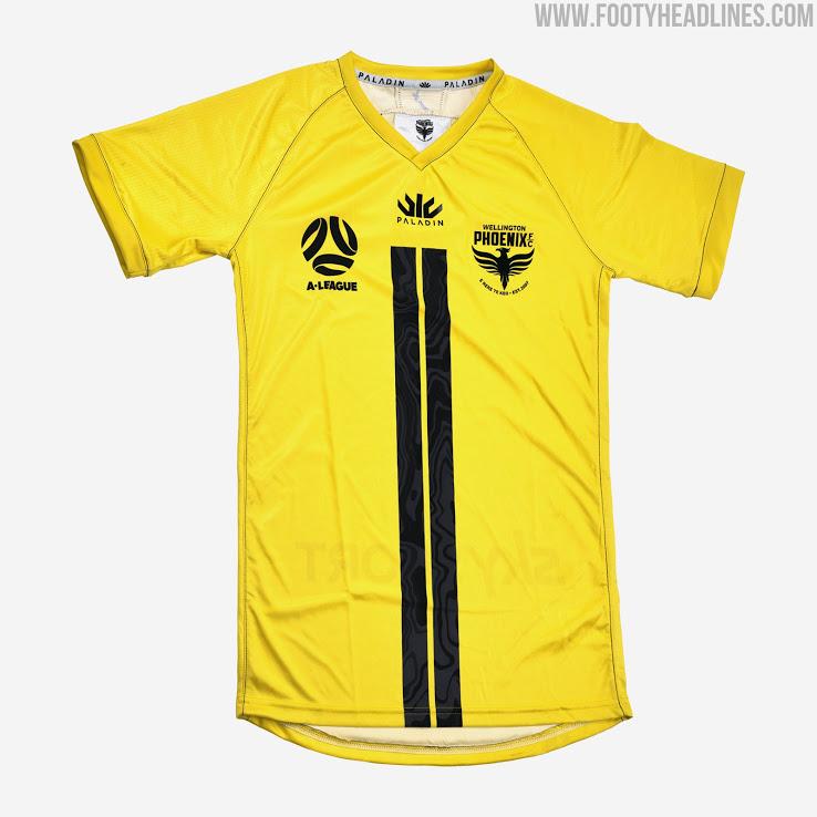 Camiseta de Local del Wellington Phoenix 2020-2021