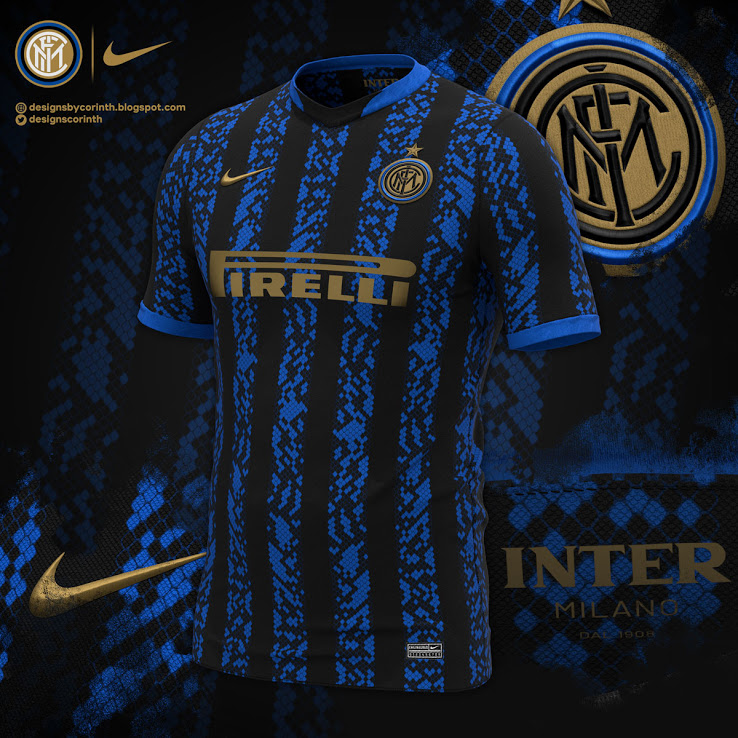 Camiseta de Local del Inter de Milán 2021-2022