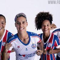 Camisetas de Local, Visitante y Conmemorativas del EC Bahia 2021