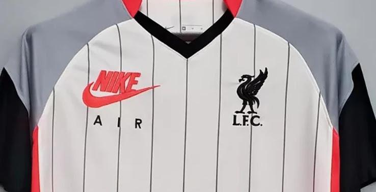 Se Filtró La Cuarta Camiseta del Liverpool 2020-2021