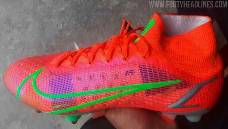 Se filtraron las botas Nike Mercurial Superfly 2021 'Dynamic Turquoise' de la próxima generación