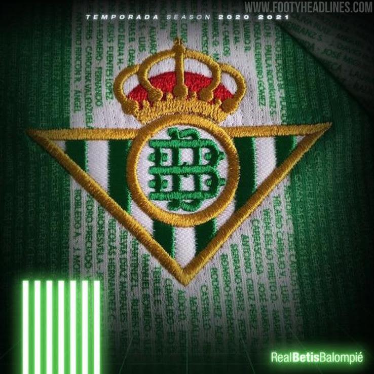 Camiseta Especial del Real Betis 2020-2021 - Dedicada a la Afición