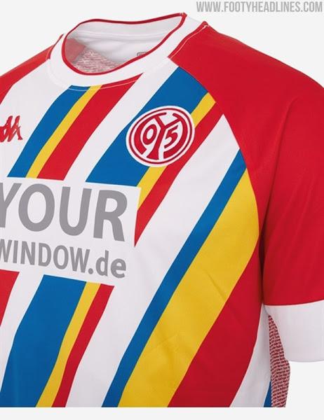 Camiseta de Carnaval del Mainz 05 2020-2021