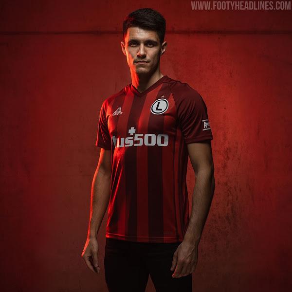 Tercera Camiseta del Legia Warsaw 2020-2021