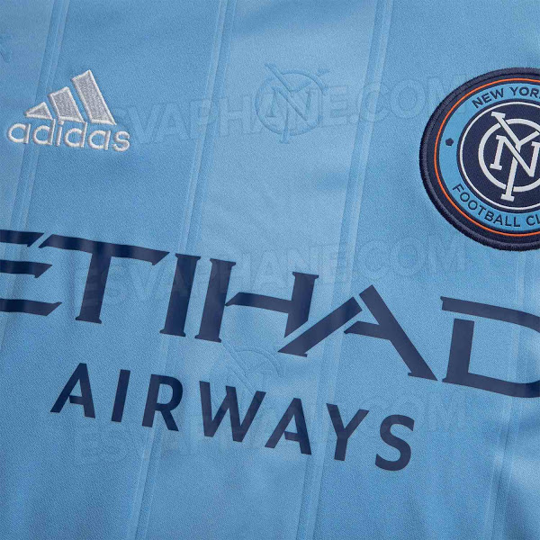 Camiseta de Local del New York City FC 2021