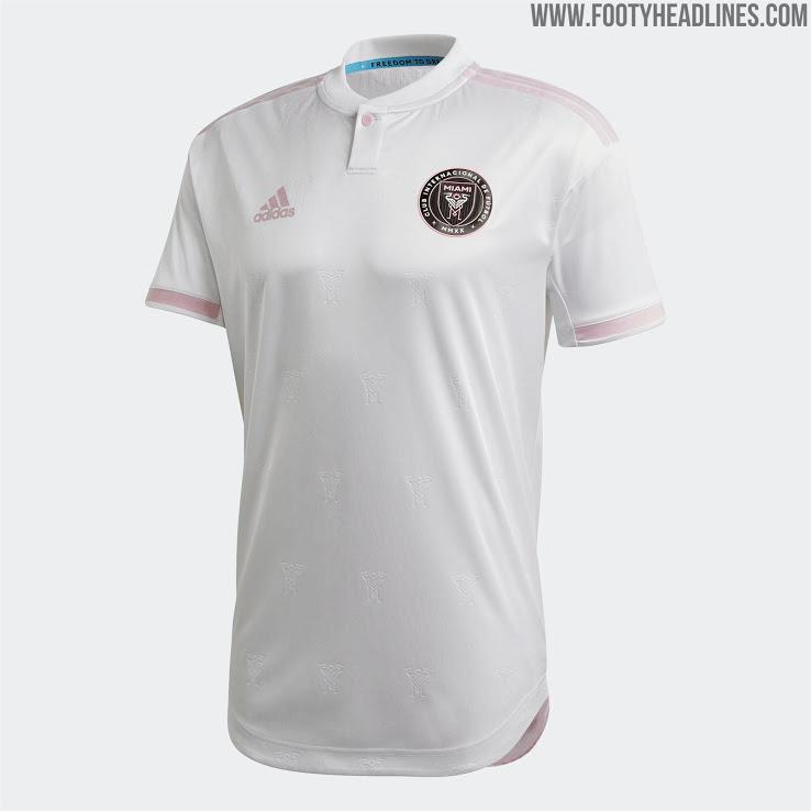 Camiseta de Visitante del Inter de Miami CF 2021