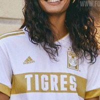Tercera Camiseta de Tigres 2021