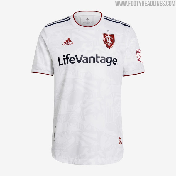 Camiseta de Visitante del Real Salt Lake 2021